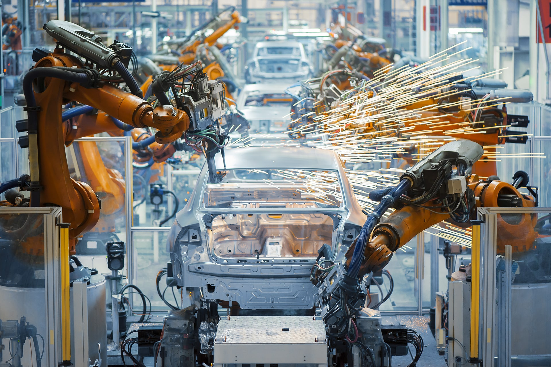 Sistemi di chiusura per industrie