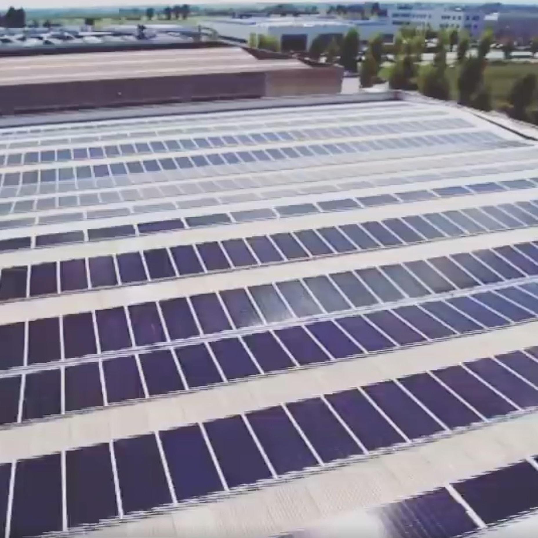 OMR Serrature - Pannelli fotovoltaici aziendali
